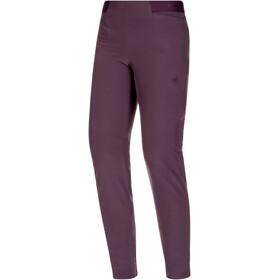 Mammut Crashiano Pants Women purple